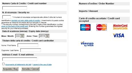 Area di Pagamento_Come non costruire un sistema di pagamento