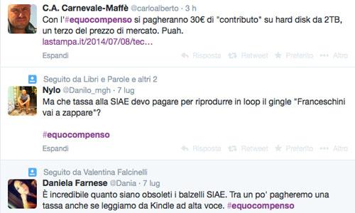 Twitter_Equo compenso_Copia privata
