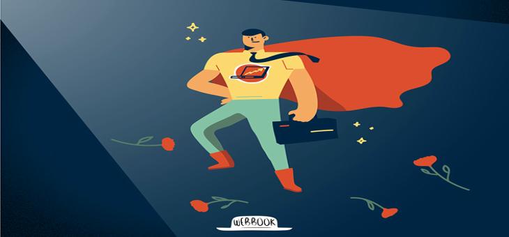 immagine di copertina libero di roberto serra consulente seo visibilità, il super potere che viene dal web
