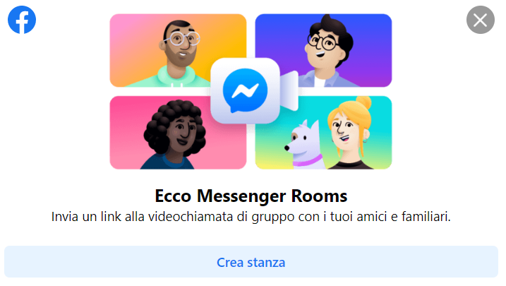 messenger-rooms