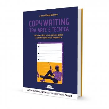 Copertina Libro Copywriting tra Arte e Tecnica